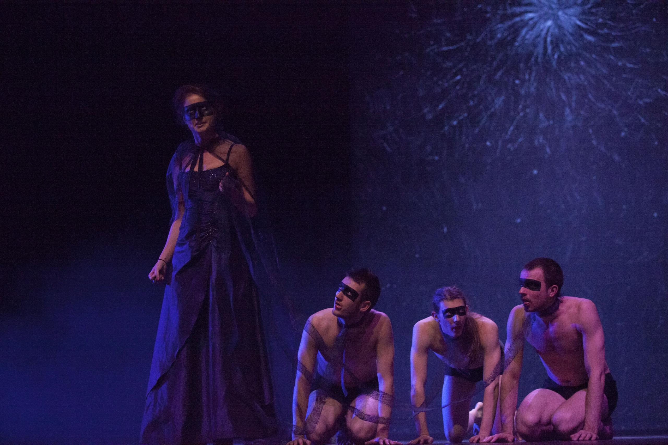 Die Königin der Nacht (Selina Leerintveld)